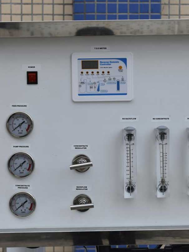 Ocpuritech-Best Mineral Water Plant 250lph Industrial Water Reverse Osmosis System-4