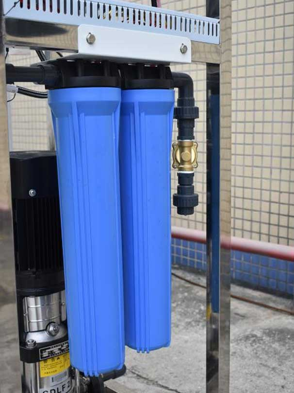 Ocpuritech-Best Mineral Water Plant 250lph Industrial Water Reverse Osmosis System-5