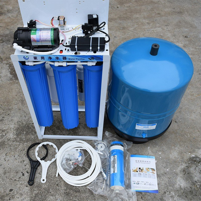 Ocpuritech-5 Stages commercial ro system and Water Treatment-5
