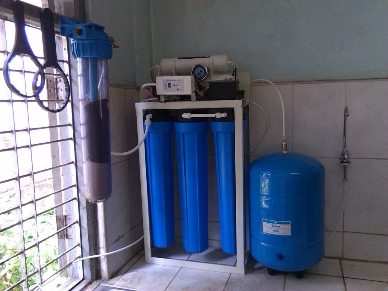 Ocpuritech commercial water purifier supplier for food industry-13