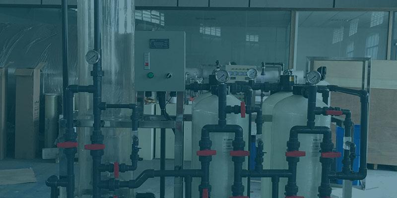 Ocpuritech-Professional deionized water filter Deionized Water System