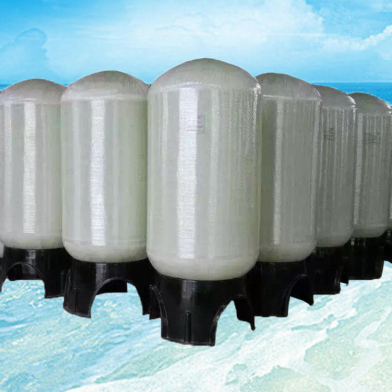 Ocpuritech approved fiberglass tank customized for chemical industry