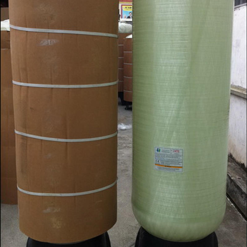 Ocpuritech commercial fiberglass tank customized for factory