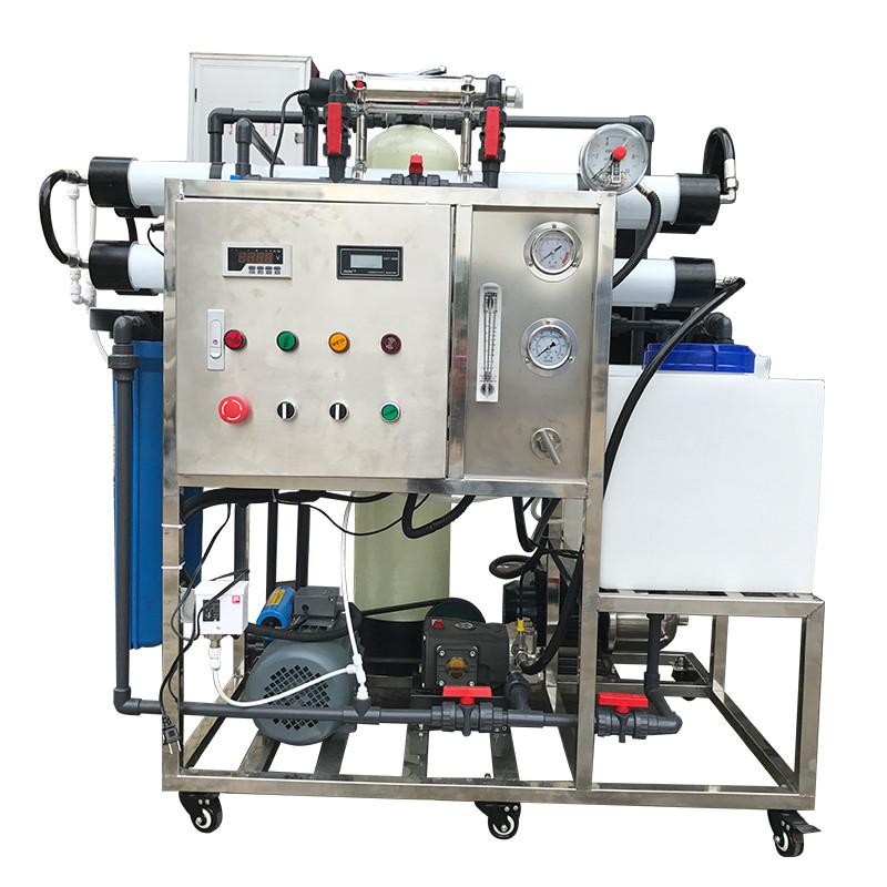 Ocpuritech-Best Seawater Desalination Machine in Reverse Osmosis Plant