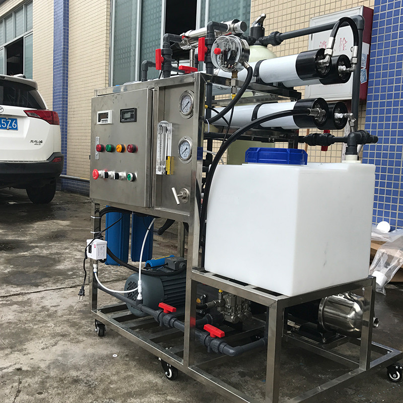 Ocpuritech-Best Seawater Desalination Machine in Reverse Osmosis Plant-2