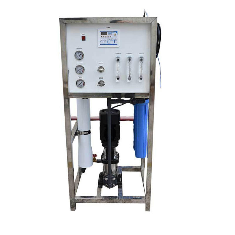250LPH industrial water reverse osmosis system ro plant