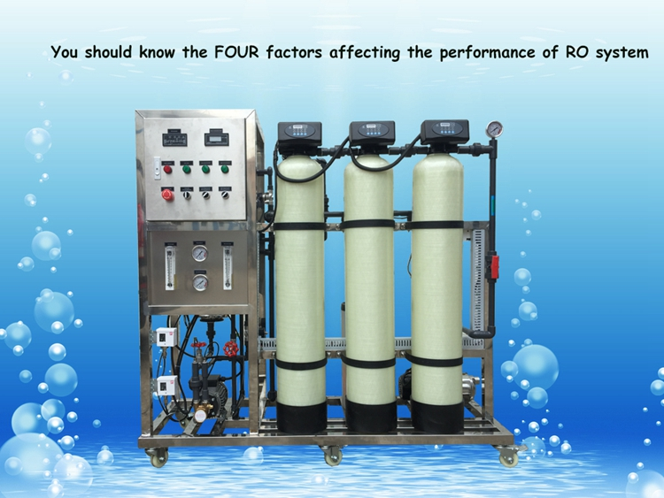 Ocpuritech-Water Treatment Companies-four Factors Affecting The Performance Of Water