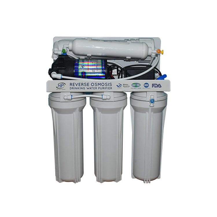 Domestic Reverse Osmosis 75GPD 5 Stage RO Water Purification System