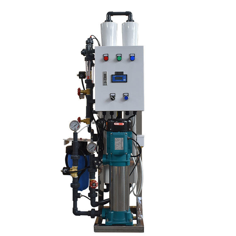 China Commercial Reverse Osmosis 500LPH for Water Treatment