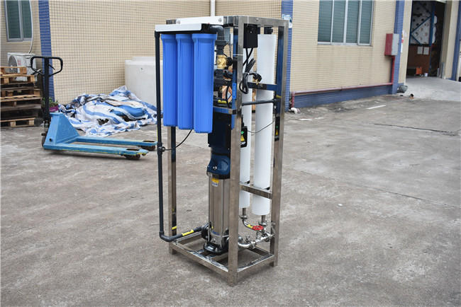 500LPH Commercial Reverse Osmosis Water Treatment