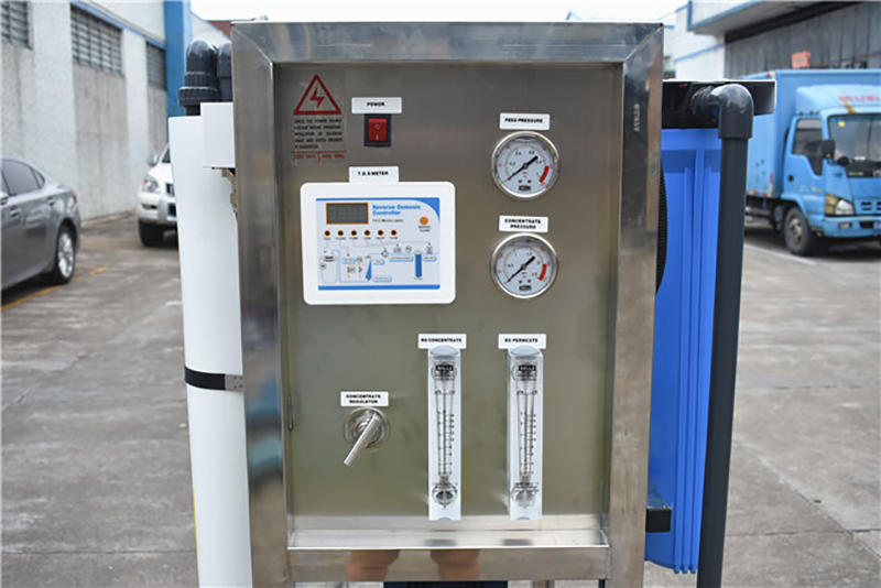 Ocpuritech water treatment equipment manufacturers customized for factory