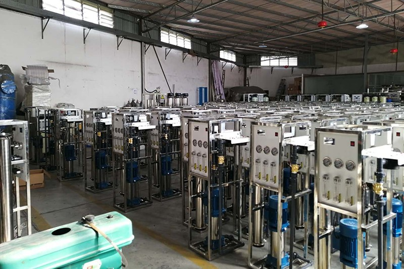 Ocpuritech water treatment plant company customized for factory-4