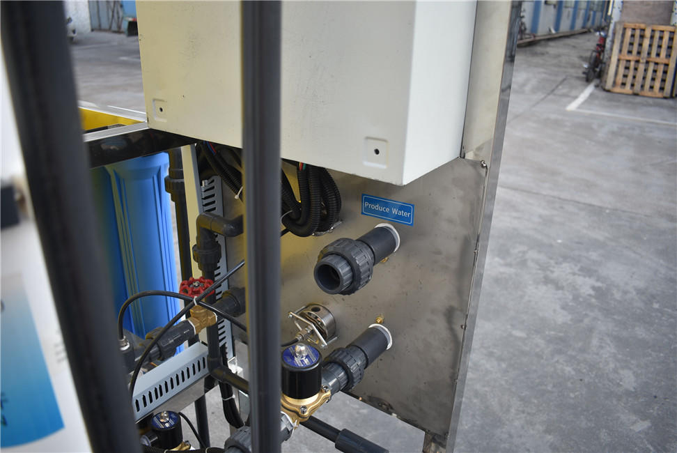 Ocpuritech commercial water treatment systems from China for industry