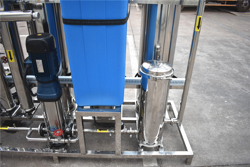 Ocpuritech 2000lph water treatment plant manufacturers from China for chemical industry-8