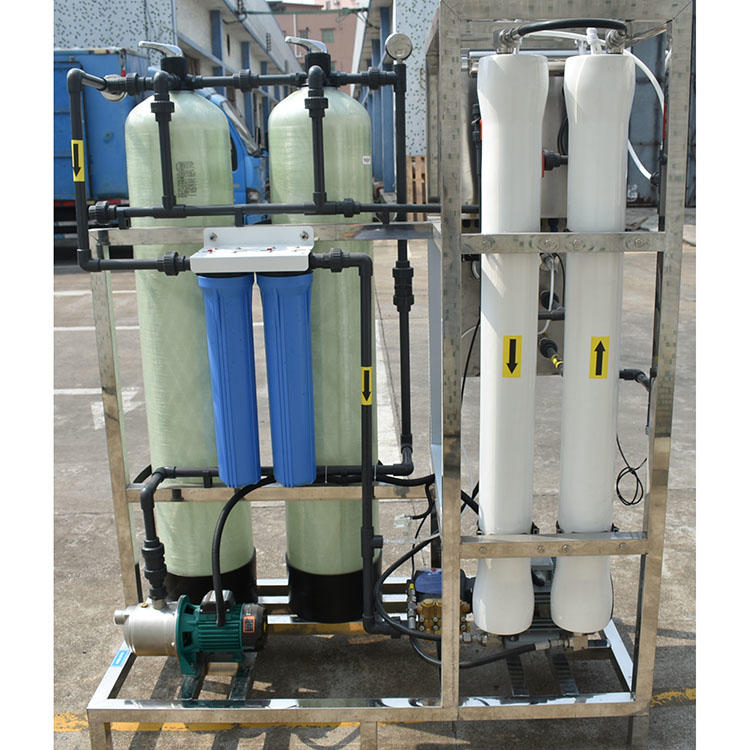 Industrial Water Treatment Sea Water Desalination