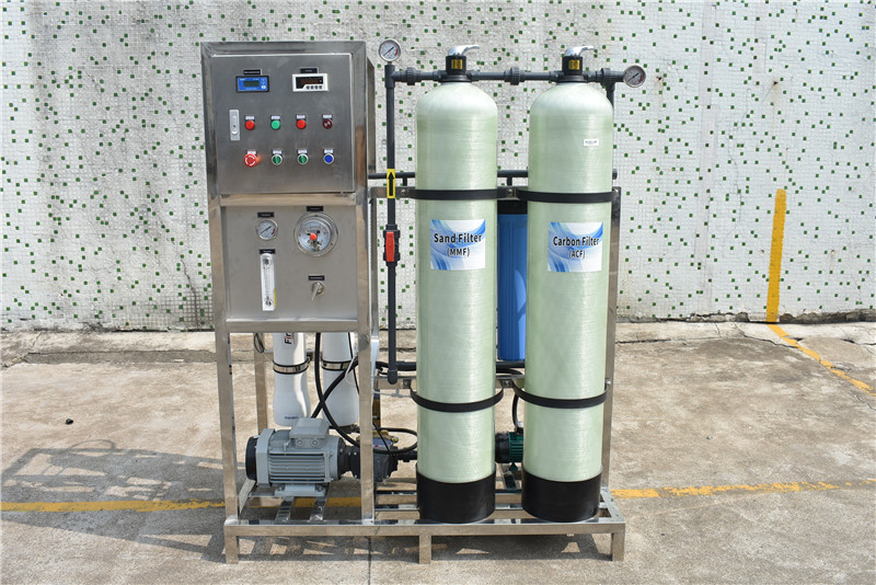 Ocpuritech 4000lph water treatment systems directly sale for chemical industry-10