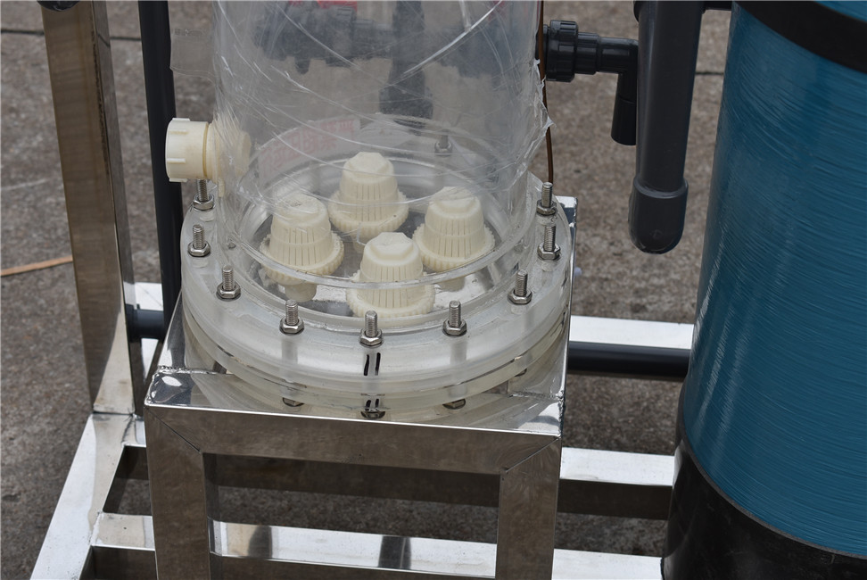 product-Water treatment Mixed bed deionized water system ion pure-Ocpuritech-img