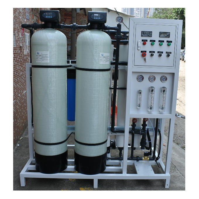 Ocpuritech - New design Reverse Osmosis 1000 LPH Water Treatment Equipment