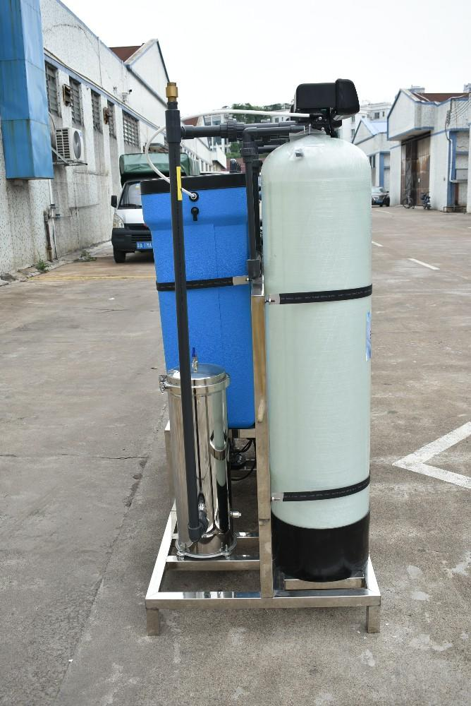 1000lph Remote Control Ro Monitoring Water Treatment Online Purification Plant Filtration Reverse Osmosis Systems Solutions Machine