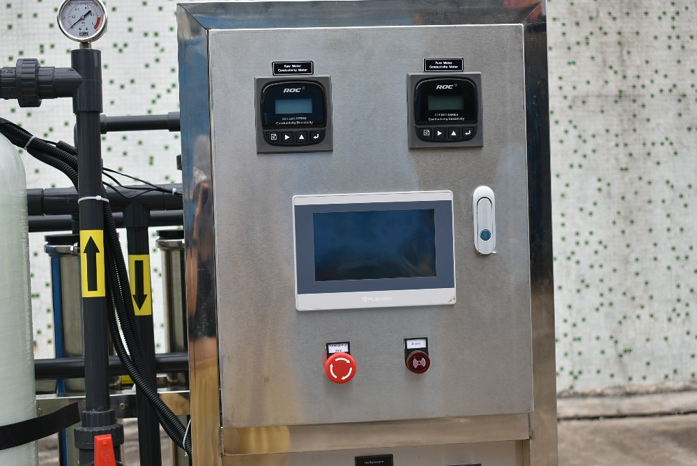 product-Ocpuritech-1000lph Remote Control Ro Monitoring Water Treatment Online Purification Plant Fi