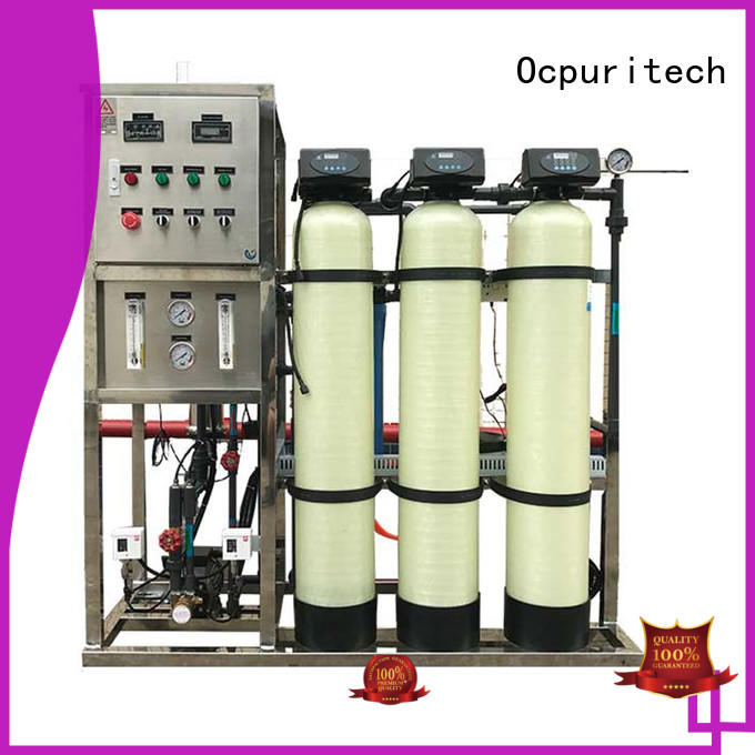 Ocpuritech water solution company factory price for seawater