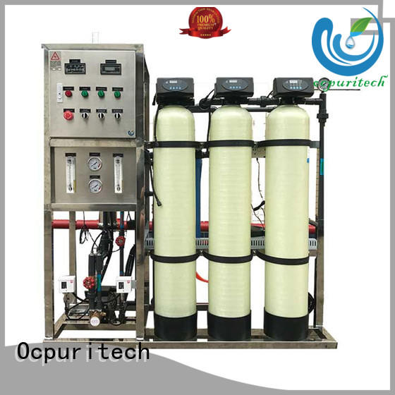 Ocpuritech durable ro system manufacturer factory price for seawater