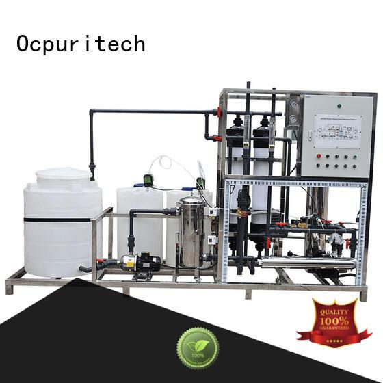 Ocpuritech uf filter 500lph Four Star Hotel