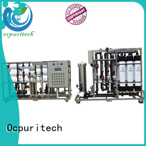 Ocpuritech commercial uf filter factory price for agriculture