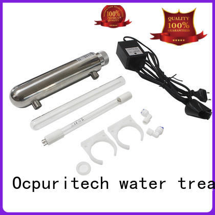 Ocpuritech 6w55w water treatment systems manufacturer for industry