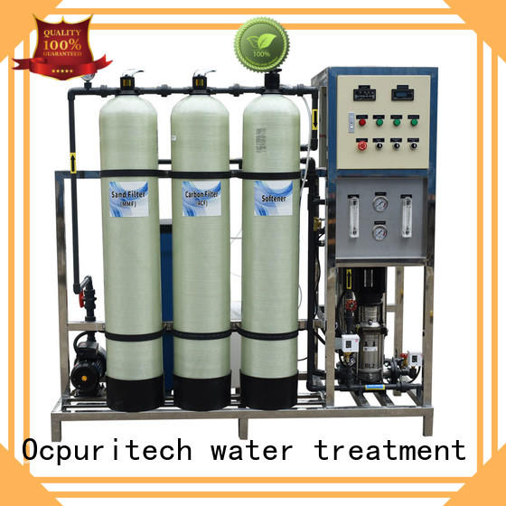 Ocpuritech ro water purifier companies wholesale for agriculture