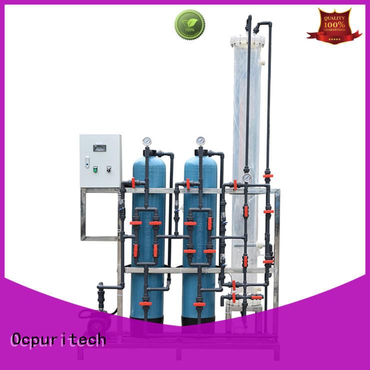 Ocpuritech deionizer design for business