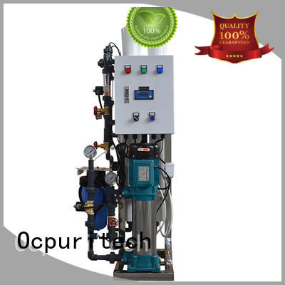 Ocpuritech durable ro water purifier companies wholesale for seawater