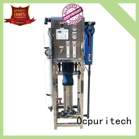 Ocpuritech 4000lph ro plant supplier directly sale for industry