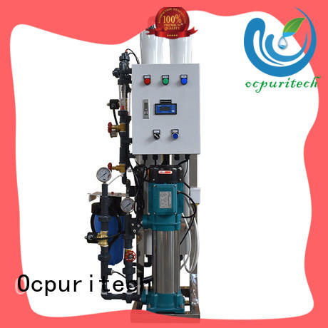 Ocpuritech commercial reverse osmosis plant suppliers for agriculture