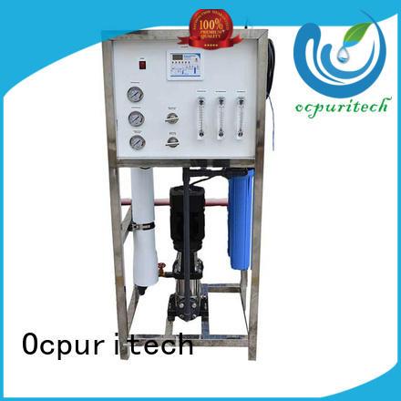 ro purifier price Four Star Hotel Ocpuritech