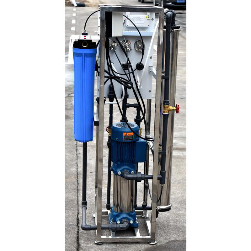 Ocpuritech-Best Water Treatment Systems 250lph Cheap Industrial Water Reverse Osmosis-1