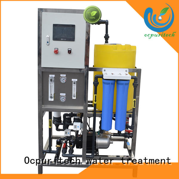 Ocpuritech commercial ultrafiltration system manufacturers supplier for agriculture