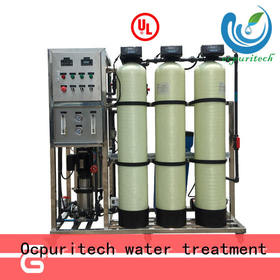 Ocpuritech durable industrial ro plant factory price for seawater