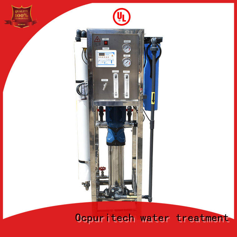 efficient water purifier manufacturers directly sale for chemical industry