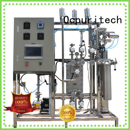 Ocpuritech electrical electrodeionization factory price for seawater