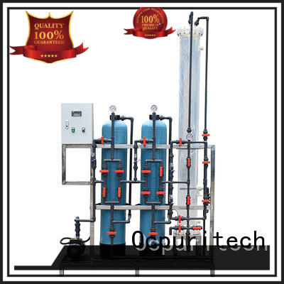 Ocpuritech water purification suppliers series for industry