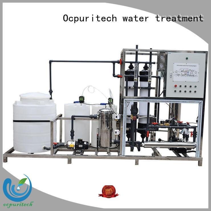 Wholesale SUS304 Raw water pump &accessories ultrafilter Ocpuritech Brand