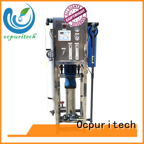 industrial reverse osmosis machine purification supply for food industry