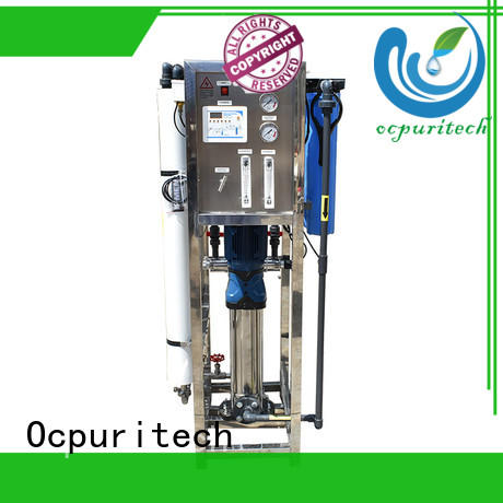 Ocpuritech 4000lph water treatment system companies customized for industry