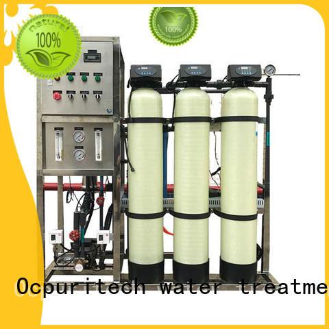 Vontron hospital Variety capatial ro machine food company Ocpuritech Brand