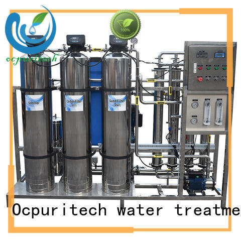Ocpuritech water purification equipment manufacturer customized for chemical industry
