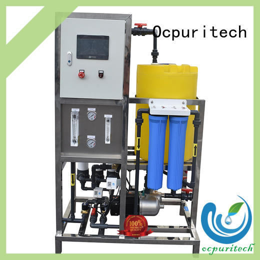 Ocpuritech industrial water treatment plant manufacturers manufacturer for factory
