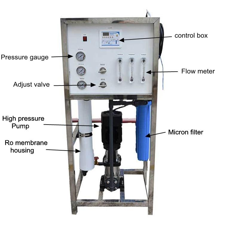 Ocpuritech commercial industrial ro plant manufacturer factory price for food industry-1