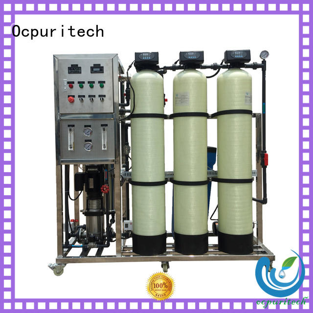 Ocpuritech industrial water solution company wholesale for agriculture