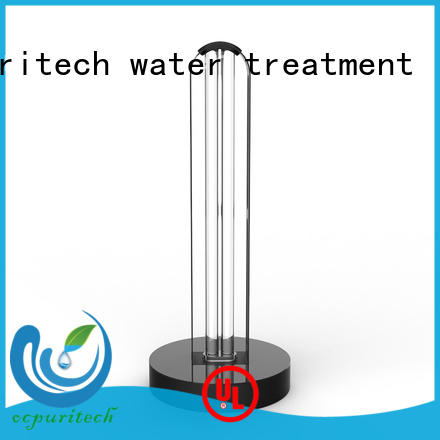 Ocpuritech industrial uvc light series for chemical industry